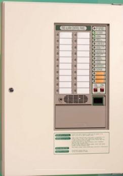 Trung tâm báo cháy từ 05 kênh đến 20 kênh (Class1) 24 VDC, Model: 1PN1-nLA
