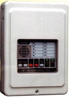Trung tâm báo cháy 10 kênh (Class2) 24 VDC, Model: 2PD1-10L