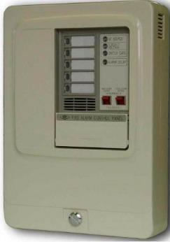Trung tâm báo cháy 05 kênh (Class2) 24 VDC, Model: 2PD1-5L